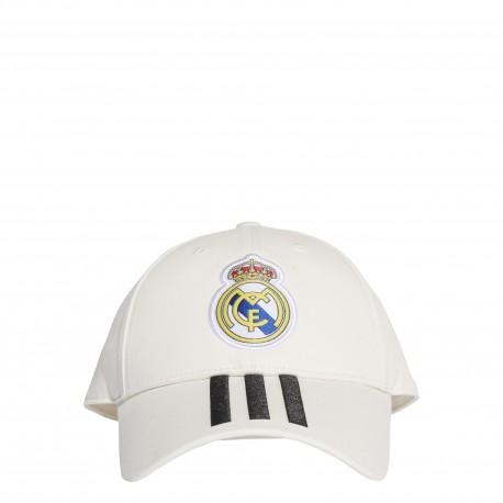Adidas Cappellino Real Bianco/Nero