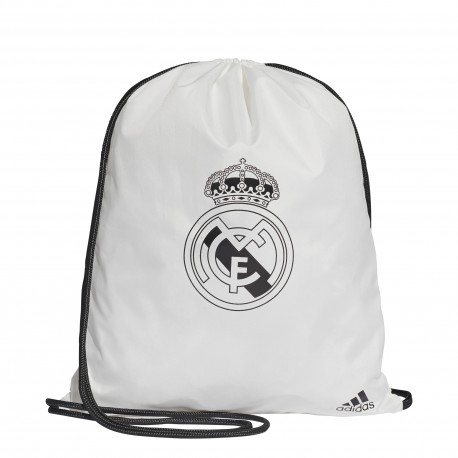 Adidas Gymsack Real Bianco/Nero