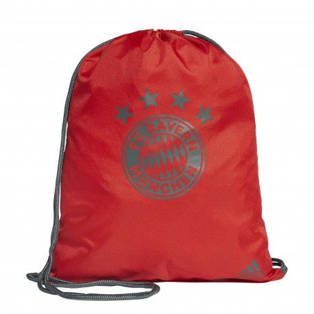 Adidas Gymsack Bayern Rosso