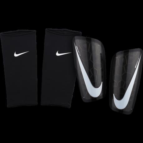 Nike Parastinchi S/Cav Mercurial Lite Grd Nero/Bianco