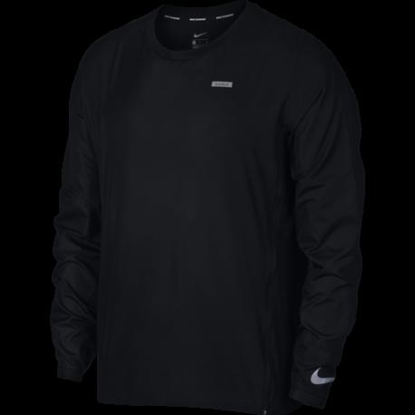Nike Giacca Run Essntl Gx  Black