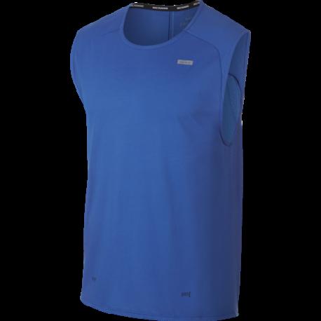 Nike Canotta Run Tailwind Gx  Signal Blue