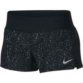 Nike Short Donna Run Crew Jdi  Black