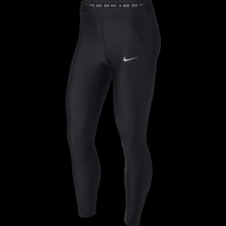 Nike Tight Donna Run 7/8 Speed Jdi  Black/White