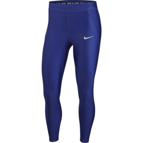 Nike Tight Donna Run 7/8 Speed Jdi  Deep Royal Blue