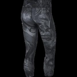 Nike Crop Donna Run Essntl  Black/Atmosphere Grey