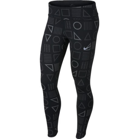 Nike Tight Donna Run Epic Lx  Black