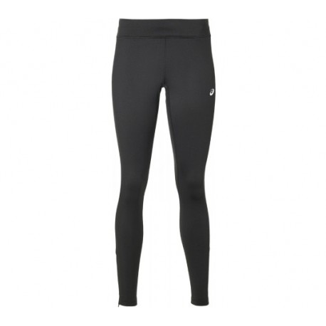 Asics Tight Donna Run Silver Winter  Performance Black