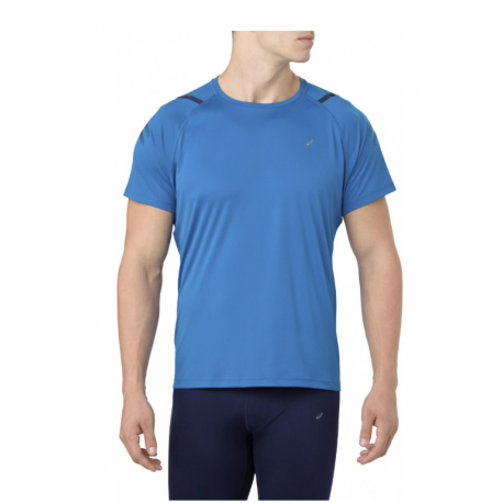 Asics T-Shirt Mm Run Icon  Race Blue