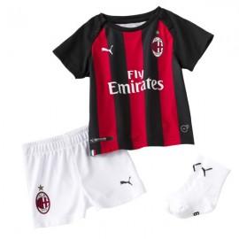 Puma Kit Baby Home Ac Milan Rosso/Bianco