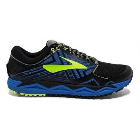 Brooks Caldera 2 Blue/Black/Lime