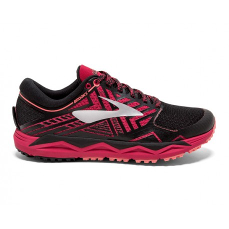 Brooks Donna Caldera 2 Pink/Black/Coral