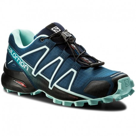 Salomon Donna Speedcross 4 Poseidon/Eggshell