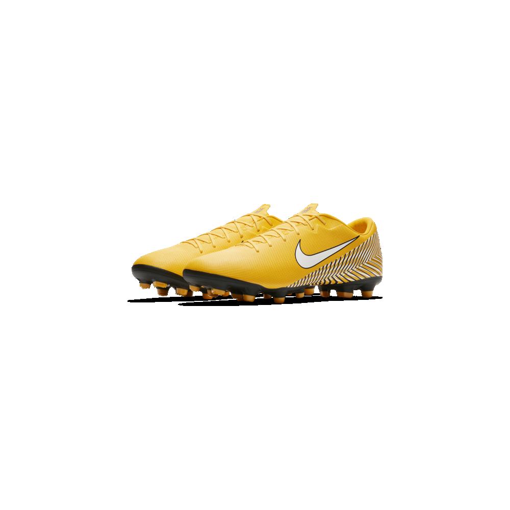 Nike Mercurial Njr Vapor 12 Academy Mg GialloNero AO3131