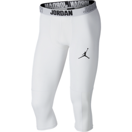 Nike Tight Jordan Alpha Dry  Bianco