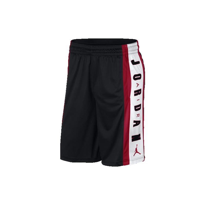 Nike Short Jordan Rise 3 Nero Rosso 924566-010 - Acquista online su ... fe86ae376a9f