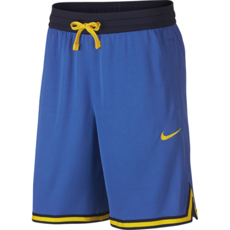 Nike Short Dna  Blu/Giallo