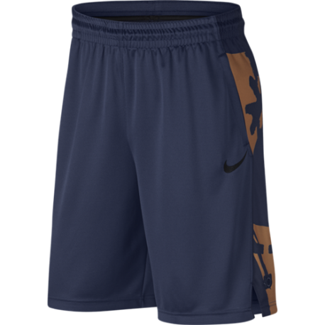Nike Short Elite  Blu/Nero