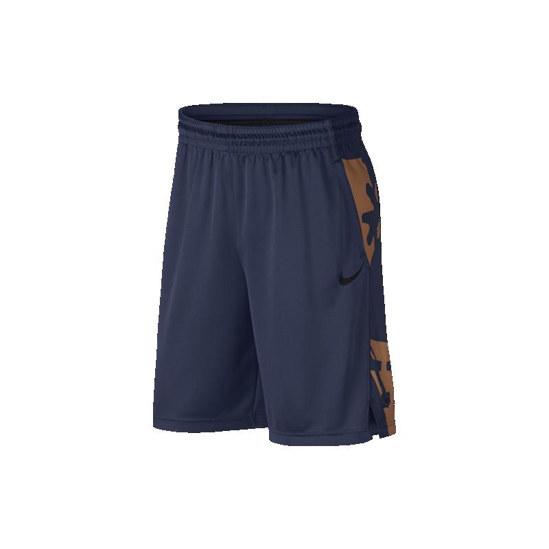Nike Short Elite  Blu/Nero