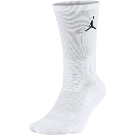 Nike Calza Jordan Flight Crew  Bianco
