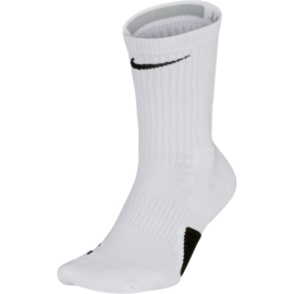 Nike Calza Elt Crew  Bianco/Nero