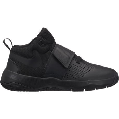 Nike Junior Team Hustle D8 Gs  Nero/Nero