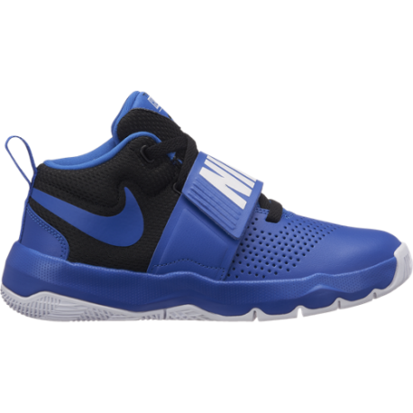 Nike Junior Team Hustle D8 Gs  Blu/Nero