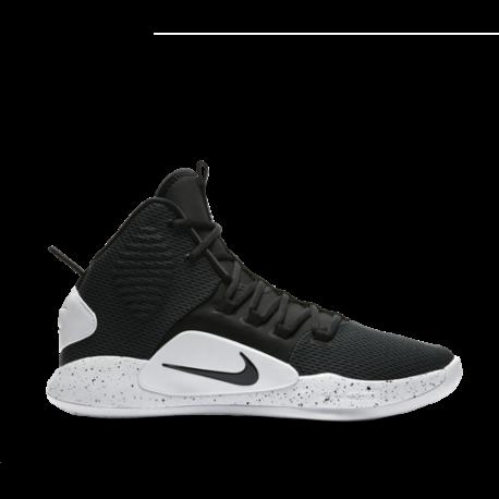 Nike Scarpa Hyperdunk X Tb  Nero/Bianco