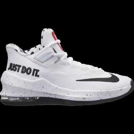 Nike Scarpa Jr Air Max Infuriate Ii Jdi Gs  Bianco/Nero