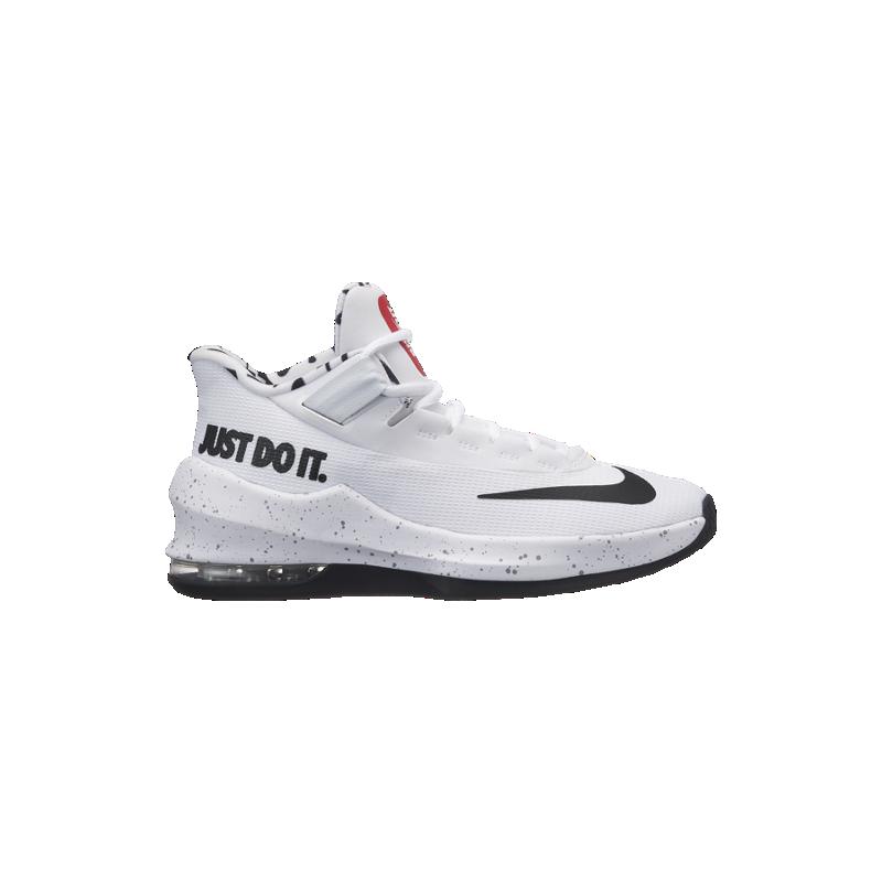 buy popular fdb51 542fa Nike Scarpa Jr Air Max Infuriate Ii Jdi Gs Bianco Nero