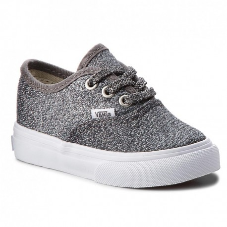 Vans  Junior Td Authentic  Glitter Nero