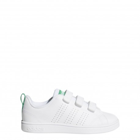 Adidas  Junior Vs Adv Cl Cmf Ps  Bianco/Verde