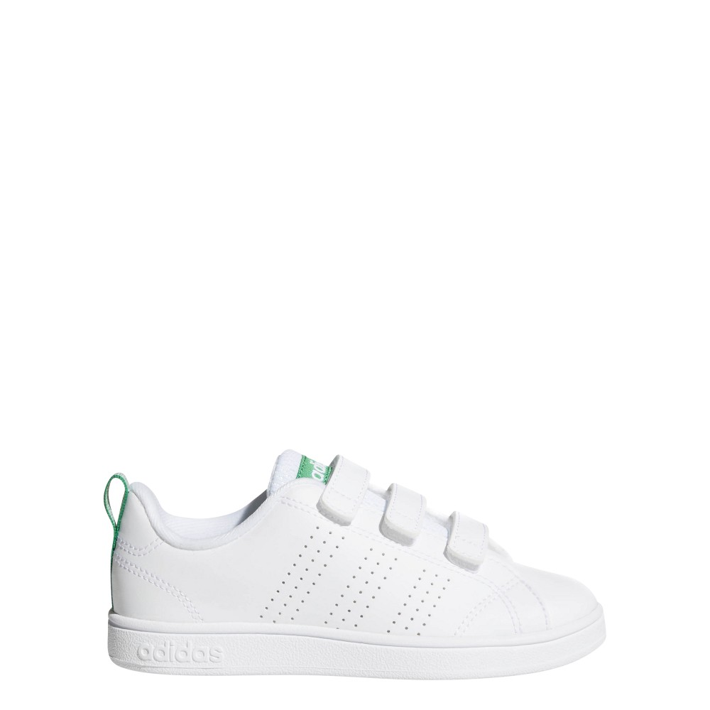 ADIDAS junior vs adv cl cmf ps biancoverde aw4880