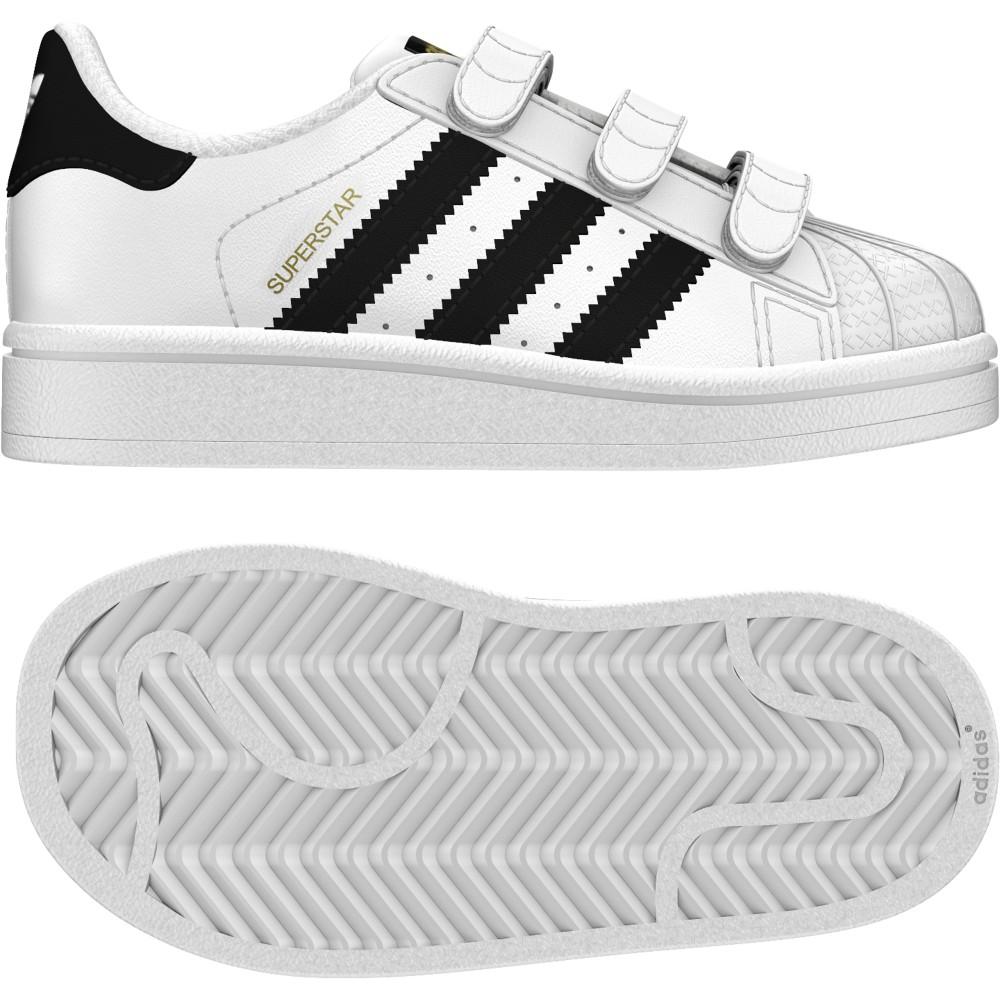 adidas superstar bianco argento
