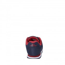 New Balance  Junior 373 Synthetic Ps  Navy/Bianco