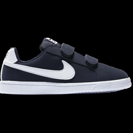 Nike Court Royale Psv Blu/Bianco Bambino