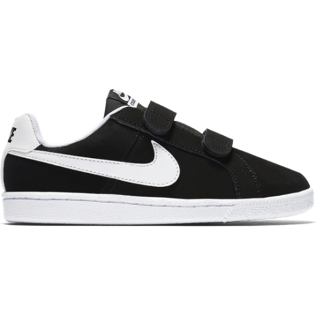 Nike  Junior Court Royale Psv  Nero/Bianco