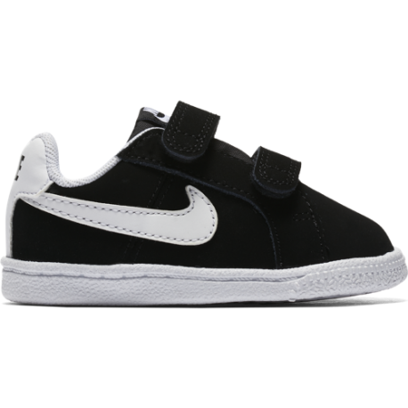 Nike  Junior Court Royale Tdv  Nero/Bianco