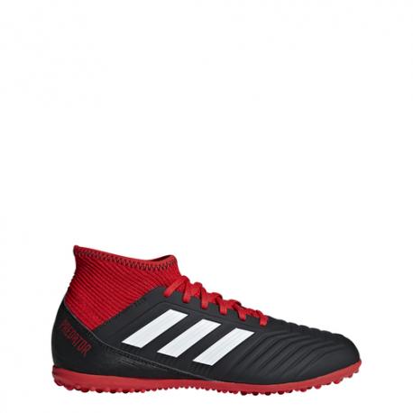 Adidas  Bambino Predator Tango 18.3 Tf Nero/Bianco/Rosso