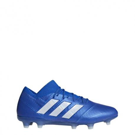 Adidas Nemeziz 18.1 Fg Blu/Bianco