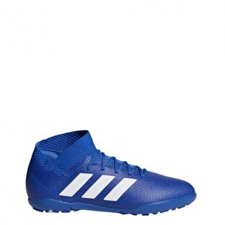 Adidas  Bambino Nemeziz Tango 18.3 Tf Blu/Bianco