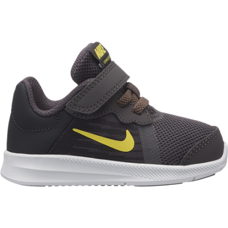 Nike  Junior Downshifter 8 Tdv  Nero/Giallo