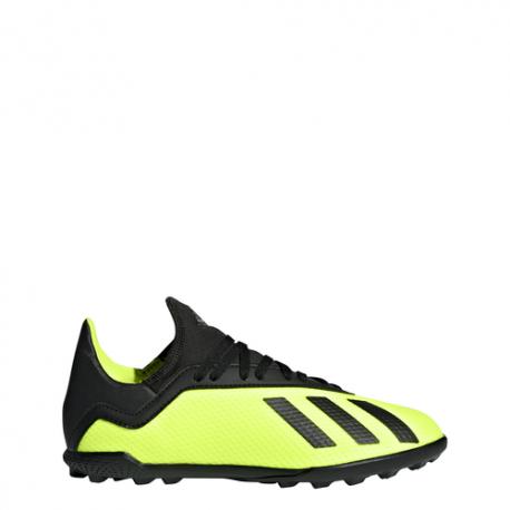 Adidas Bambino X Tango 18.3 Tf Giallo/Nero