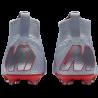 Nike  Bambino Superfly 6 Elite Fg Grigio/Rosso