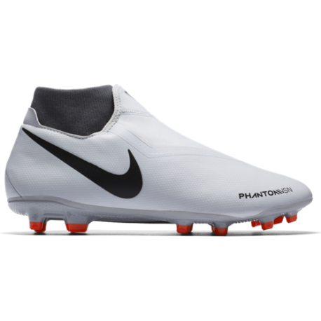 differently 1e465 7329e Nike Phantom Academy Df Mg Grigio Rosso ...