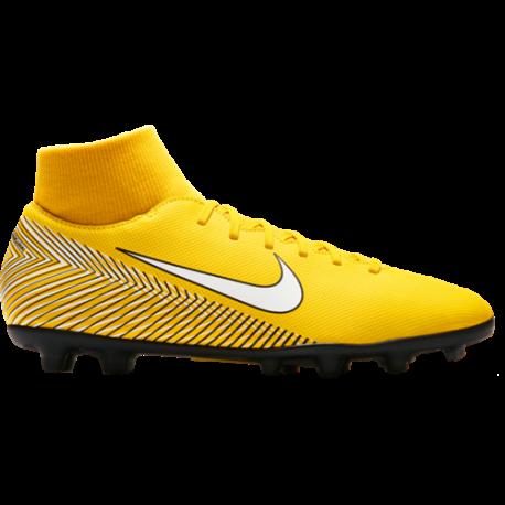 Nike  Superfly 6 Club Njr Mg Giallo/Nero