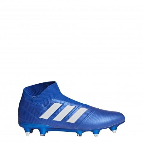 Adidas  Nemeziz  18+Sg Blue/White