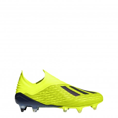 Adidas  X18+ Sg Solar Yelloy/ Black