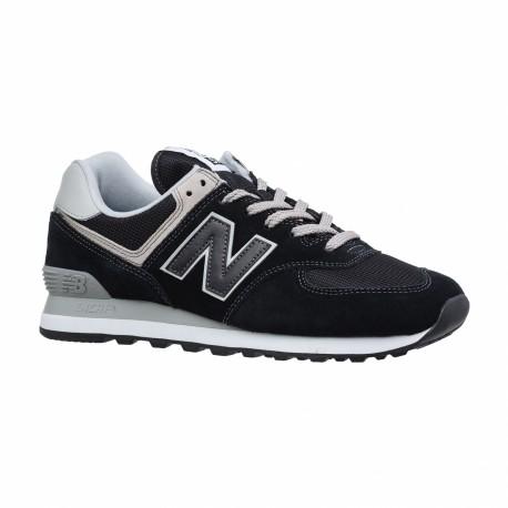 New Balance 574 Nere Uomo
