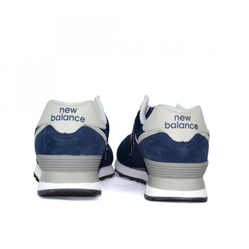 243486af83 New Balance 574 Uomo Blu - Sneaker - Acquista online su Sportland